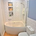 50 Cozy Bathroom Design Ideas for Small Space in Your Home (31)