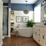 50 Cozy Bathroom Design Ideas for Small Space in Your Home (47)