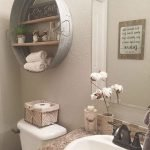 50 Cozy Bathroom Design Ideas for Small Space in Your Home (5)