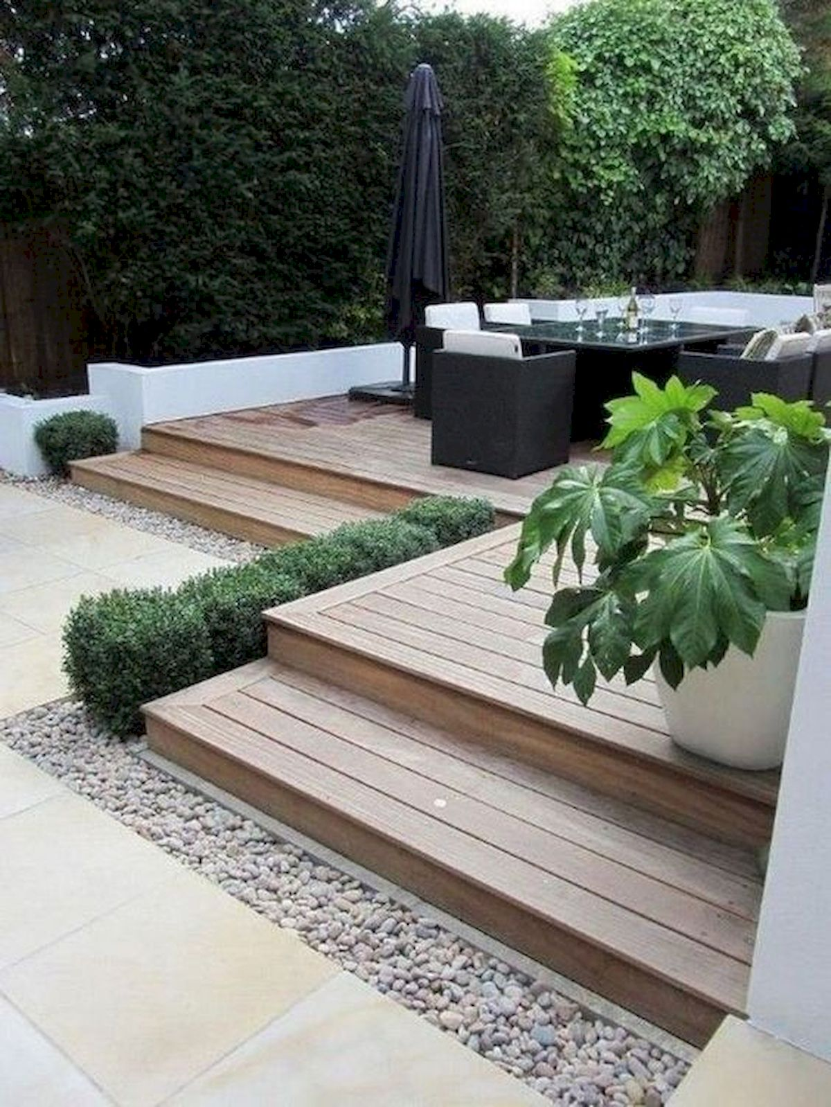 50 Fantastic Backyard Patio and Decking Design Ideas (10)