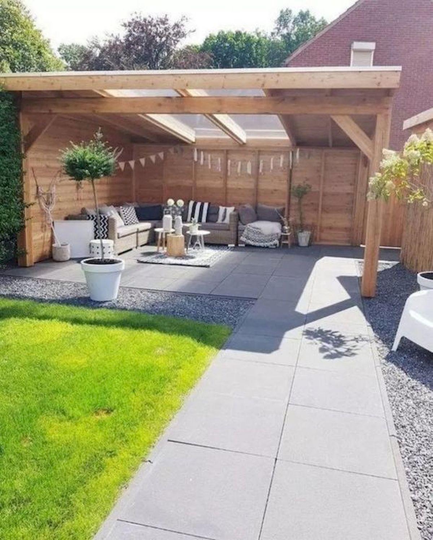 50 Fantastic Backyard Patio and Decking Design Ideas (30)