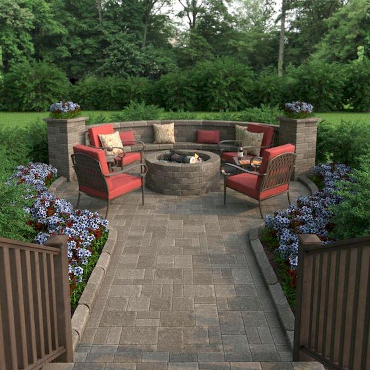 50 Fantastic Backyard Patio and Decking Design Ideas (35)