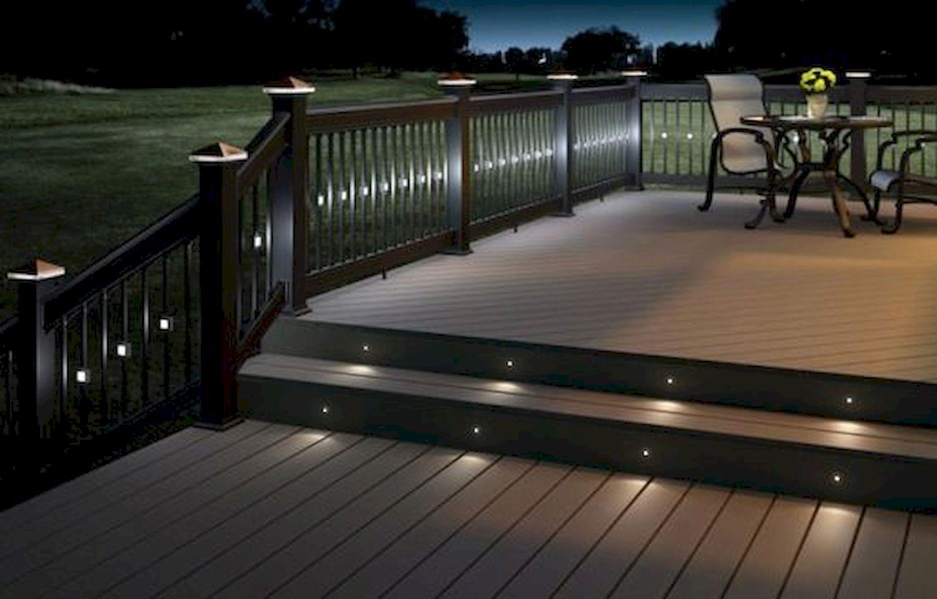 50 Fantastic Backyard Patio and Decking Design Ideas (39)