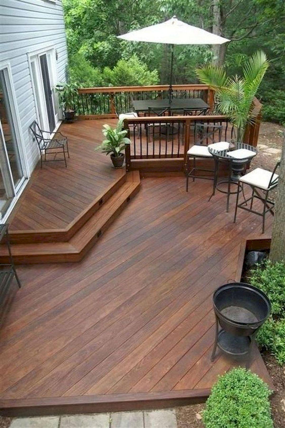 50 Fantastic Backyard Patio and Decking Design Ideas (5)