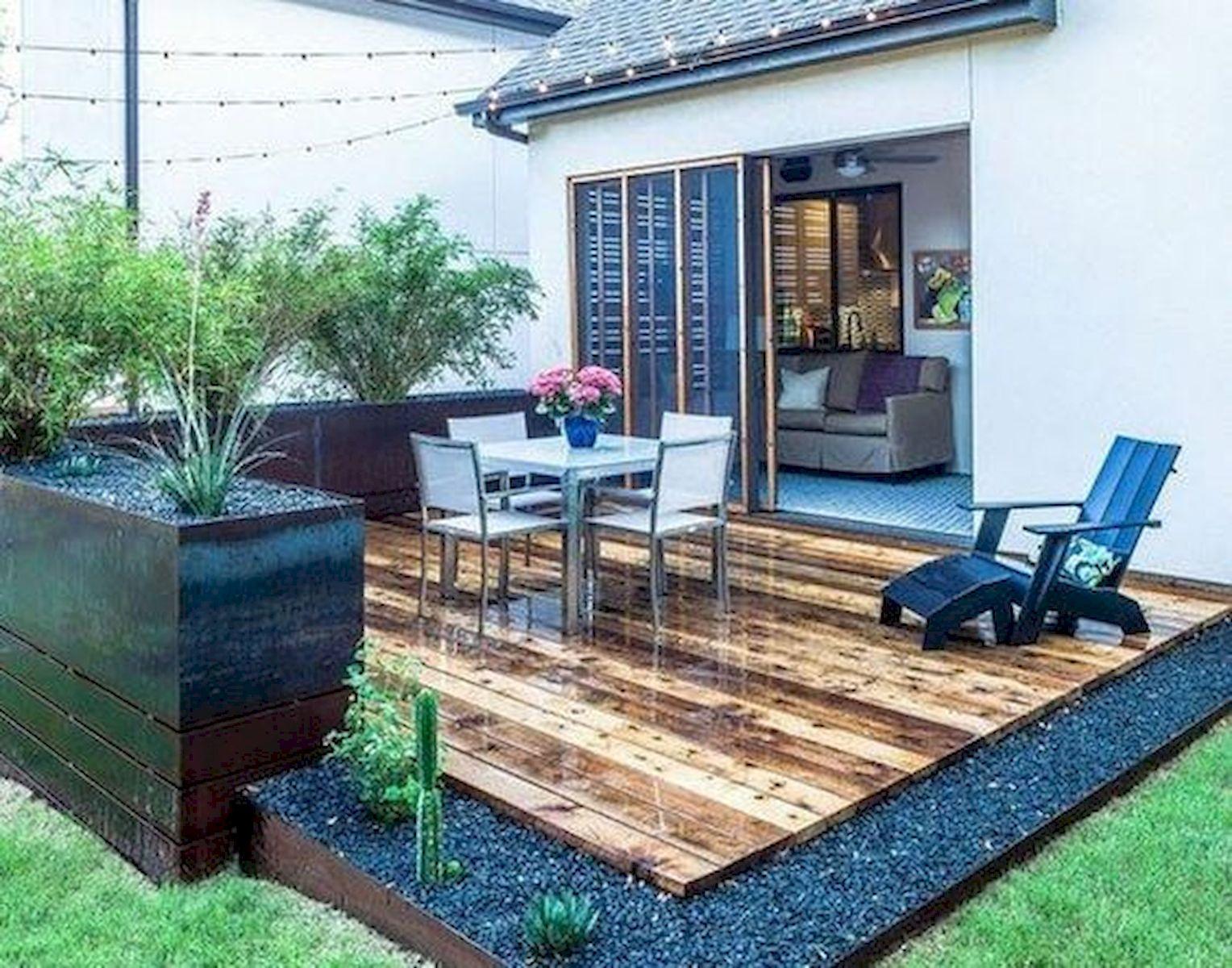 50 Fantastic Backyard Patio and Decking Design Ideas (7)
