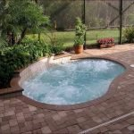 50 Gorgeous Small Swimming Pool Ideas for Small Backyard (49)