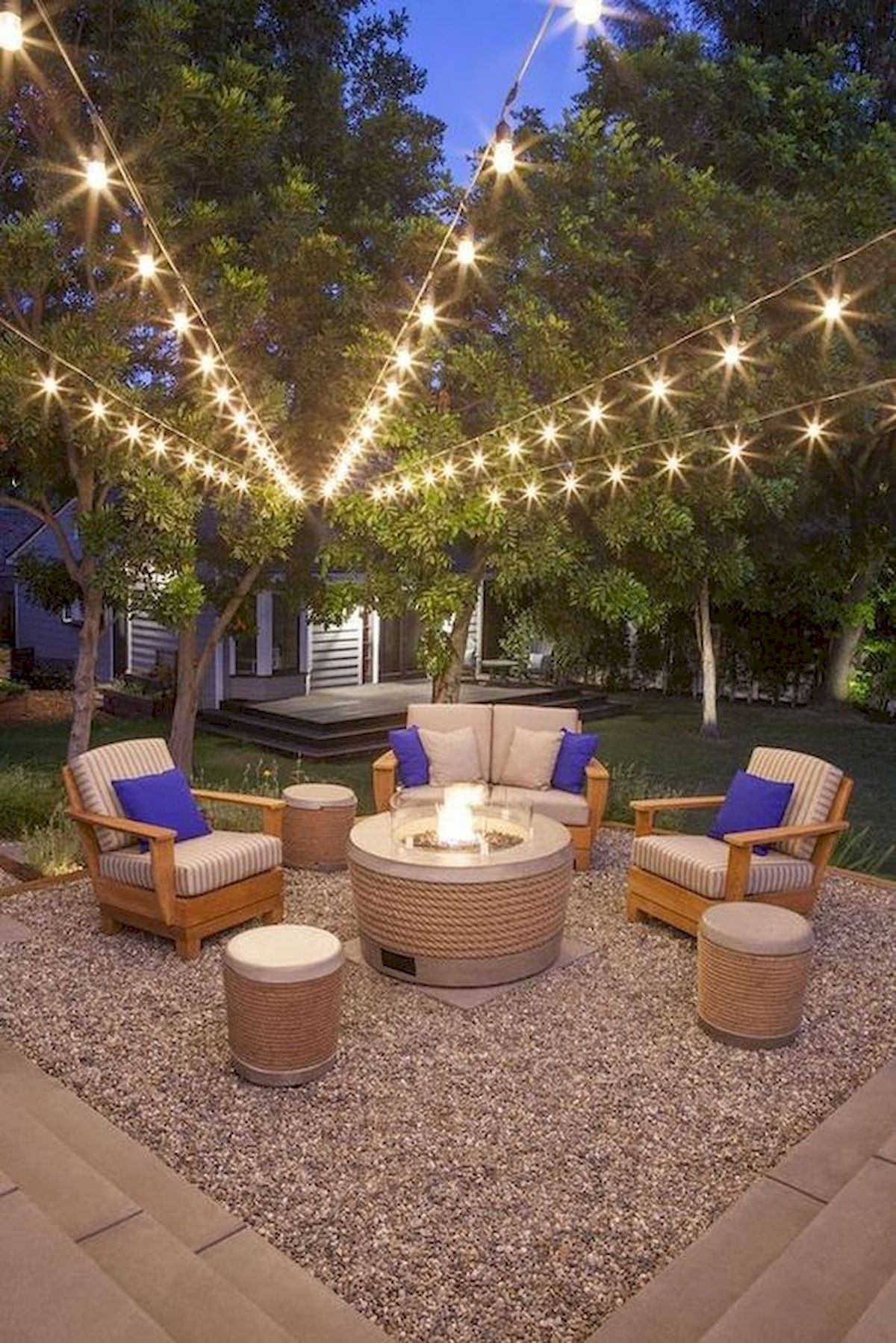 55 Awesome Backyard Fire Pit Ideas For Comfortable Relax ...