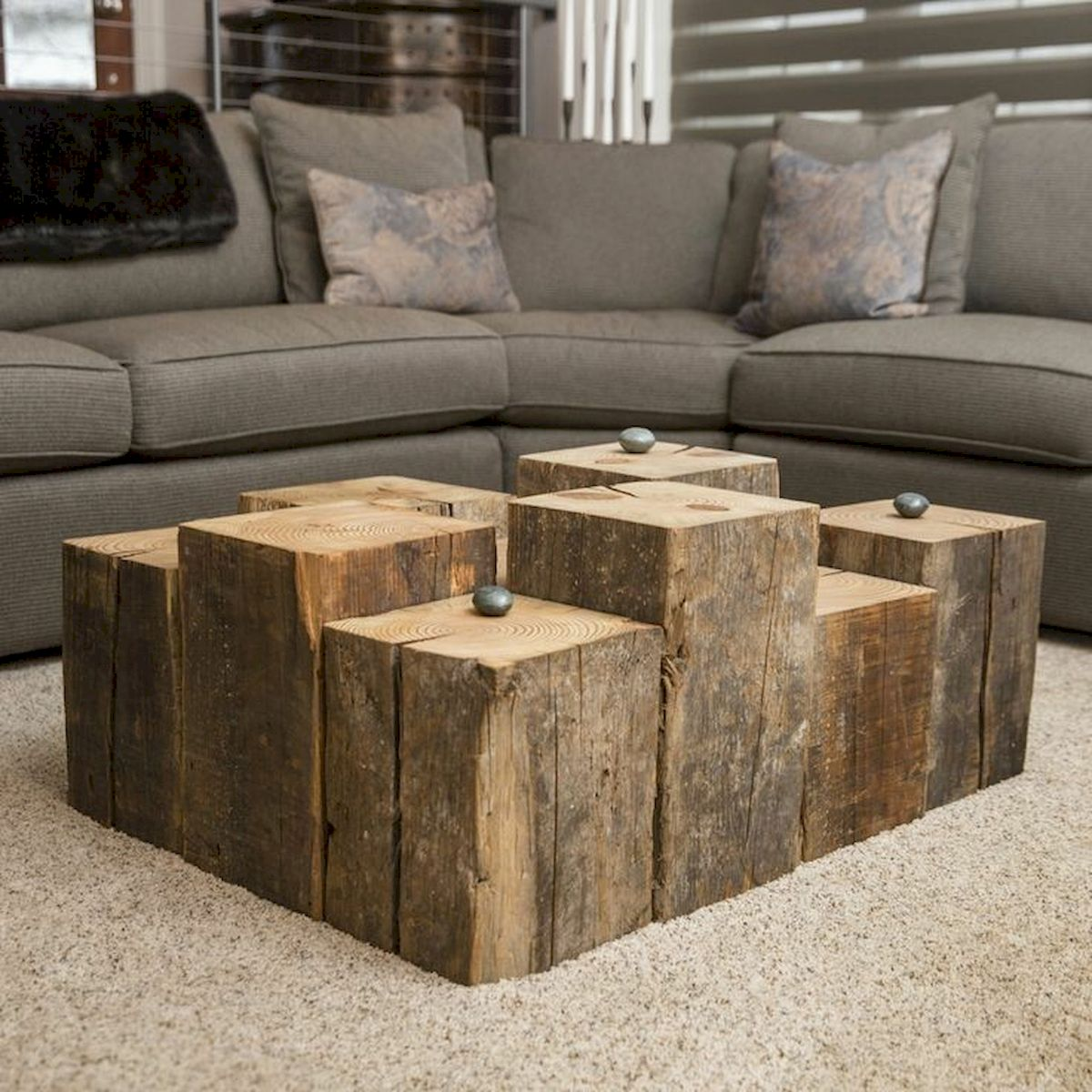 55 Awesome Furniture Living Room Table Design Ideas (1)