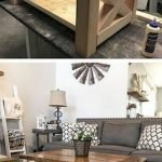 55 Awesome Furniture Living Room Table Design Ideas (44)