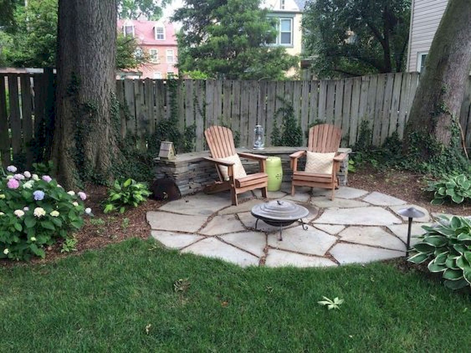55 Beautiful Backyard Patio Ideas On A Budget - house8055.com on Beautiful Backyard Ideas  id=91408