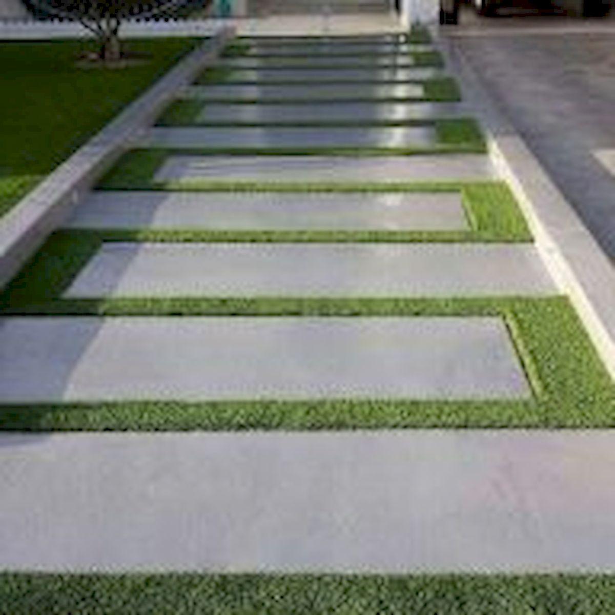 55 Fantastic Garden Path and Walkway Design Ideas (32)