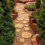55 Fantastic Garden Path and Walkway Design Ideas (38)