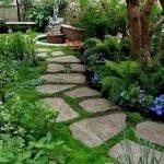 55 Fantastic Garden Path and Walkway Design Ideas (39)
