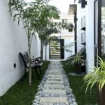 55 Fantastic Garden Path and Walkway Design Ideas (44)