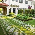 55 Fantastic Garden Path and Walkway Design Ideas (47)