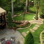 55 Fantastic Garden Path and Walkway Design Ideas (54)