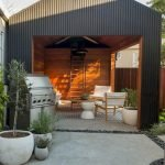60 Awesome Backyard Privacy Design And Decor Ideas (18)