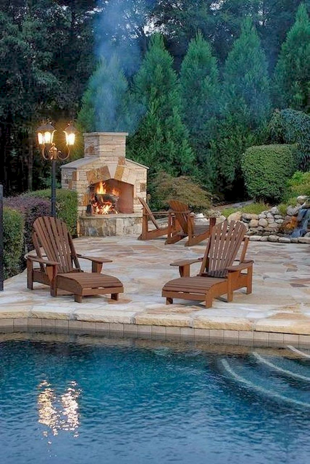 60 Awesome Backyard Privacy Design and Decor Ideas (25)