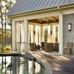 60 Awesome Backyard Privacy Design And Decor Ideas (30)