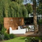 60 Awesome Backyard Privacy Design And Decor Ideas (38)