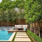60 Awesome Backyard Privacy Design And Decor Ideas (54)