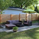 60 Awesome Backyard Privacy Design And Decor Ideas (55)
