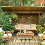 60 Awesome Backyard Privacy Design And Decor Ideas (58)