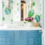 65 Gorgeous Colorful Bathroom Design and Remodel Ideas (15)