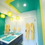 65 Gorgeous Colorful Bathroom Design and Remodel Ideas (33)