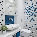 65 Gorgeous Colorful Bathroom Design and Remodel Ideas (35)