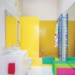 65 Gorgeous Colorful Bathroom Design and Remodel Ideas (43)