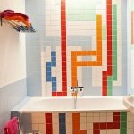 65 Gorgeous Colorful Bathroom Design and Remodel Ideas (54)