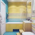 65 Gorgeous Colorful Bathroom Design and Remodel Ideas (6)