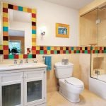 65 Gorgeous Colorful Bathroom Design and Remodel Ideas (63)