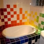 65 Gorgeous Colorful Bathroom Design and Remodel Ideas (65)