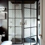 66 Cool Modern Farmhouse Bathroom Tile Ideas (10)