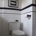 66 Cool Modern Farmhouse Bathroom Tile Ideas (12)