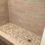 66 Cool Modern Farmhouse Bathroom Tile Ideas (19)