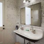66 Cool Modern Farmhouse Bathroom Tile Ideas (64)