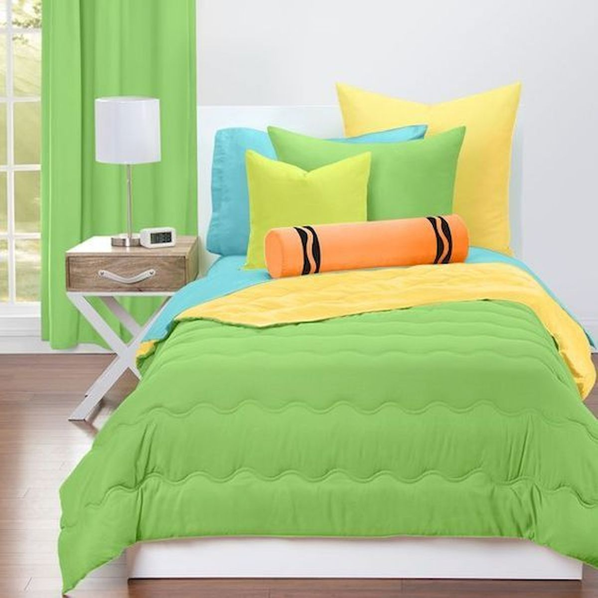 70 Awesome Colorful Bedroom Design Ideas and Remodel (15)