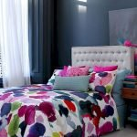 70 Awesome Colorful Bedroom Design Ideas and Remodel (23)