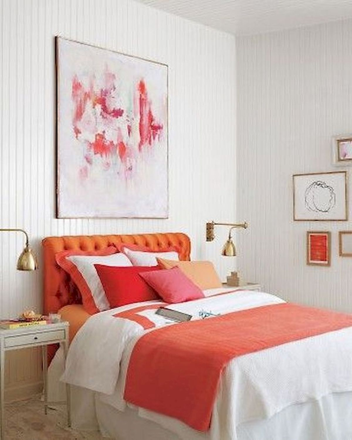 70 Awesome Colorful Bedroom Design Ideas and Remodel (25)