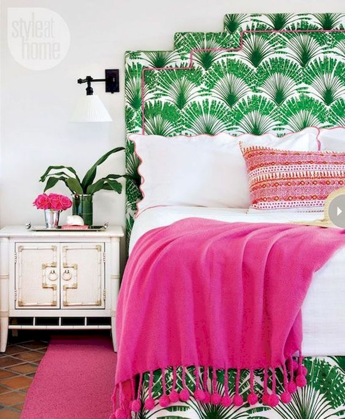 70 Awesome Colorful Bedroom Design Ideas and Remodel (30)