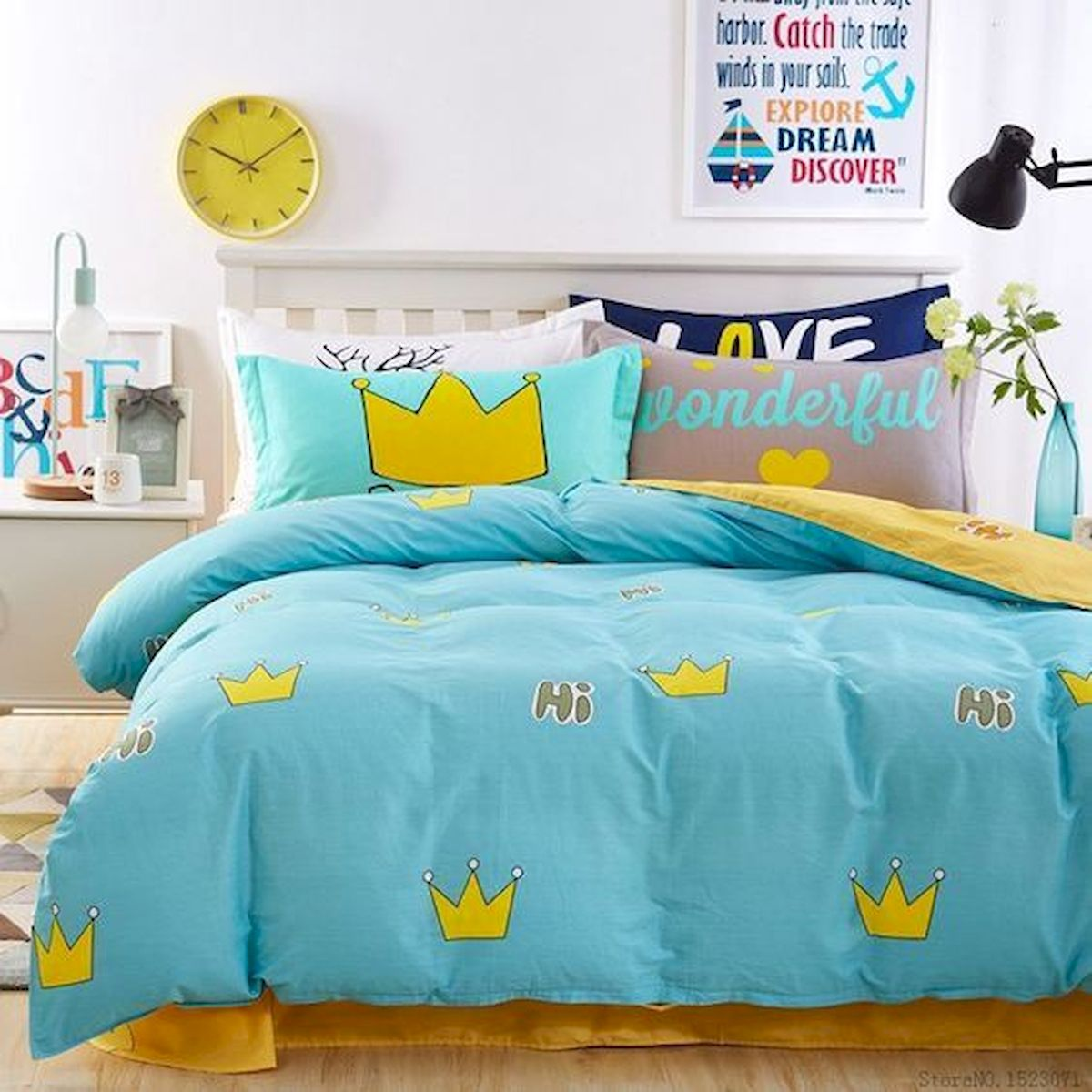 70 Awesome Colorful Bedroom Design Ideas and Remodel (60)