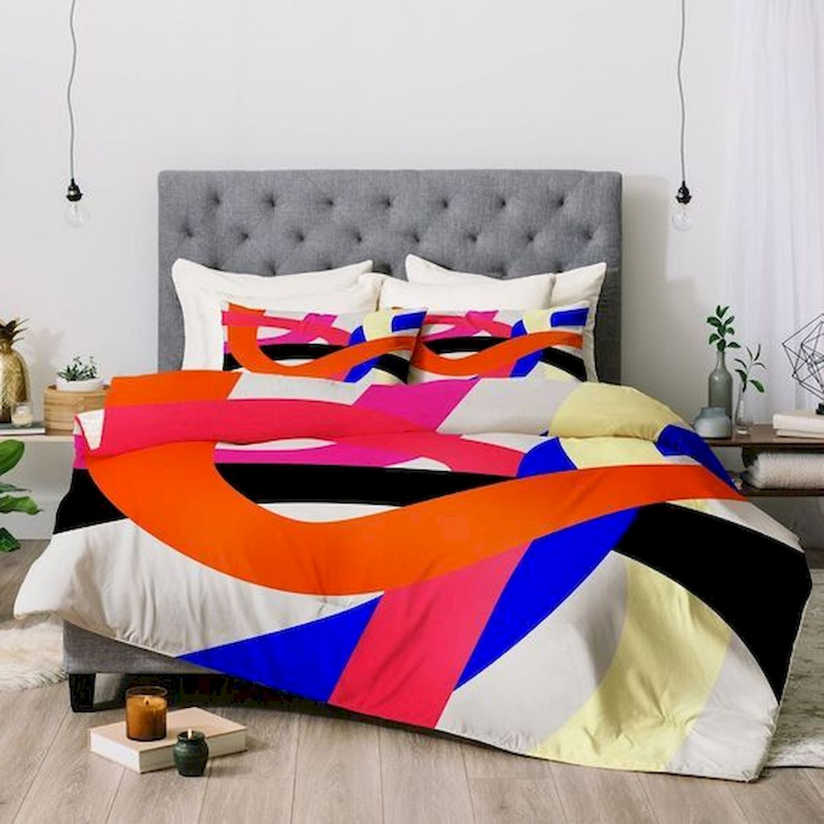 70 Awesome Colorful Bedroom Design Ideas and Remodel (63)
