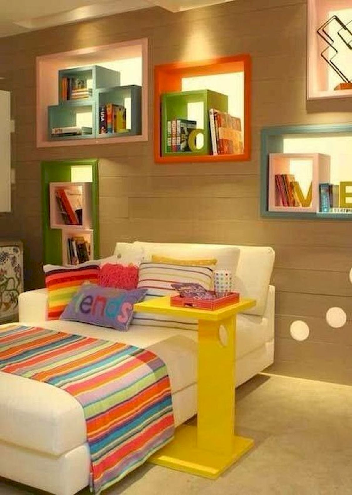 70 Awesome Colorful Bedroom Design Ideas and Remodel (67)