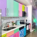 90 Amazing Kitchen Remodel And Decor Ideas With Colorful Design (1)