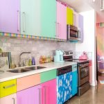 90 Amazing Kitchen Remodel And Decor Ideas With Colorful Design (10)