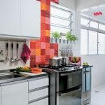 90 Amazing Kitchen Remodel And Decor Ideas With Colorful Design (13)