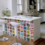 90 Amazing Kitchen Remodel and Decor Ideas With Colorful Design (17)